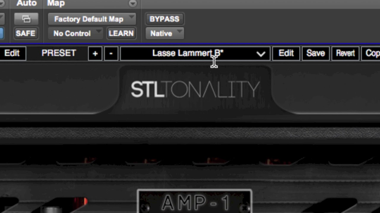 STL Tonality Guitar Amp Plugin: Brief Test Reamp
