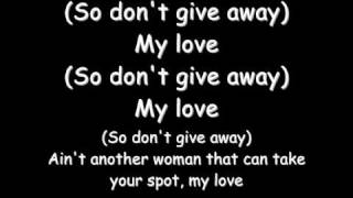 Justin Timberlake - My Love (lyrics)