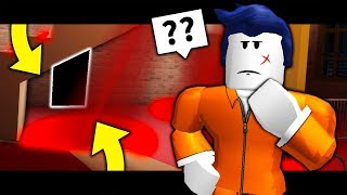 THE LAST GUEST FINDS A SECRET ROOM IN THE MUSEUM! ( A Roblox Jailbreak Roleplay Story)