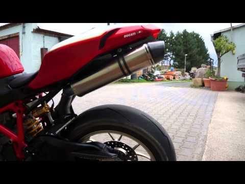 Soundcheck: Ducati 1098R + LeoVince Factory Evo SBK Exhaust