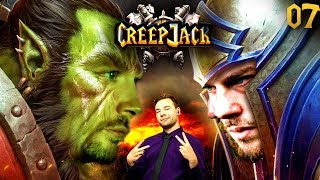 Creepjack - Warcraft 3: The Frozen Throne #07 mit Florentin, Marco & Jannes