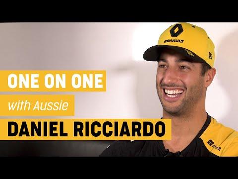 Daniel Ricciardo on Formula 1 in 2019 and his move to Renault F1