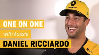 Daniel Ricciardo on Formula 1 in 2019 and his move to Renault F1
