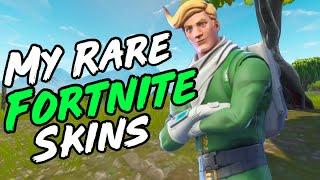 Rare Fortnite Account Reveal... (OG Skins)