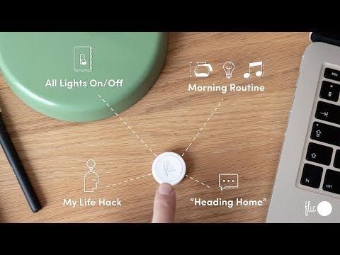 Flic 2 | Conheça o botão que controla tudo — de música a internet das coisas