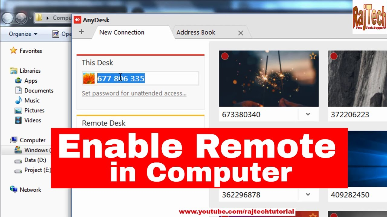 Anydesk Remote : Download Install Anydesk to Share your computer