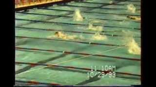 1993 Southern Arizona Swimming Divisionals 200IM