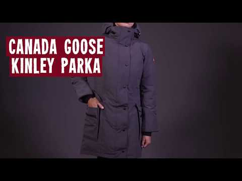 Canada Goose Women's Kinley Parka 2017 Review