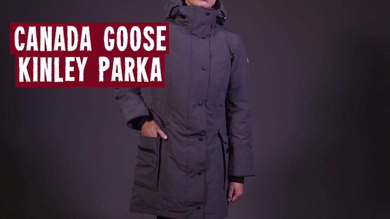 Canada Goose Women s Kinley Parka 2017 Review - YouTube 00d12646d