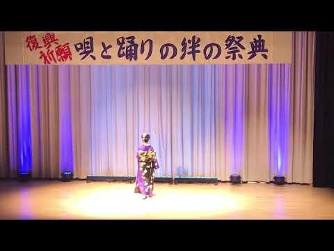内海道敬会中1が踊る(梅いちりん)
