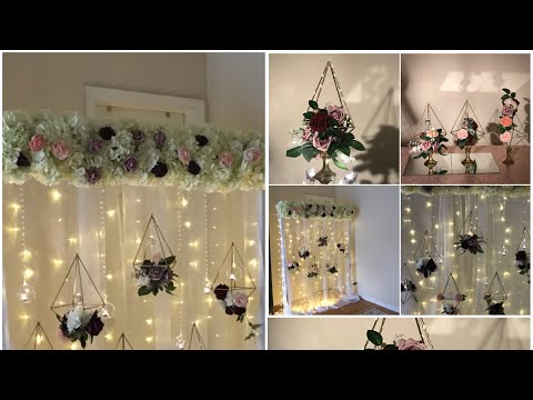 DIY- Geometric himmeli Centerpiece Diy- Geometric backdrop decor DIY- wedding Decor