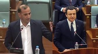 Daut Haradinaj i kunderpergjigjet Albin Kurtit - jom ma i zoti se ti