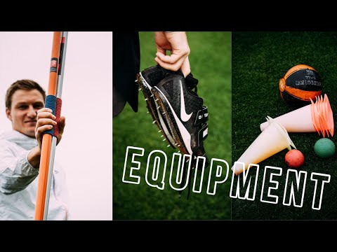 How To Throw The Javelin | #1 | Basic Equipment