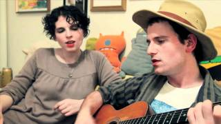 Repeat youtube video Acrylics - Counting Sheep (live acoustic on Big Ugly Yellow Couch)