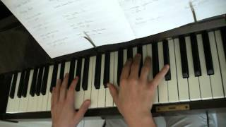 Piano cover Global Deejays Hardcore vibes.AVI