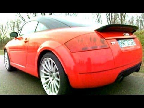 Audi TT Quattro Sport : Audis kleiner Turbo-Sportler im Motorvision-Tracktest