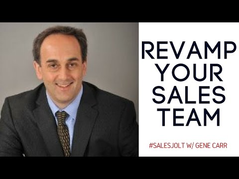 Transform Your Sales Team & Get Explosive Results, Feat. Gene CarrThe WORD Ep 37