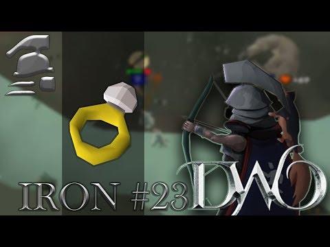 First Time Dagannoth Rex  - Ironman Mode Episode 23