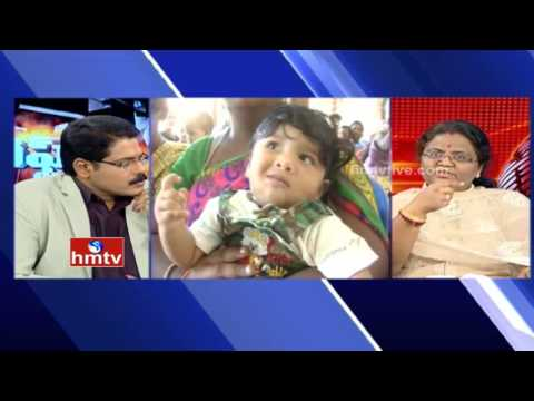 Debate On Polio Virus Found in Hyderabad Amberpet Area | Left & Right | HMTV
