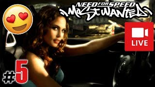 """[Archiwum] Live - NEED FOR SPEED: Most Wanted 2005! (2) - [2/2] - """"Taz i policja"""""""