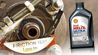 Shell Helix Ultra Professional AV-L 0W30 Jak skutecznie olej chroni silnik?