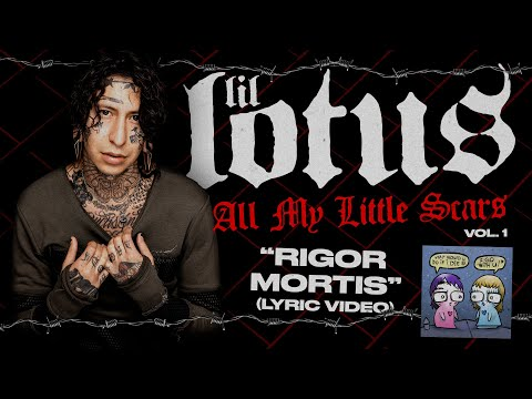 Lil Lotus Released New EP 'All My Little Scars Vol 1'