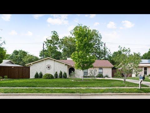 806 Firestone Lane Richardson Homes for Sale TX 75080