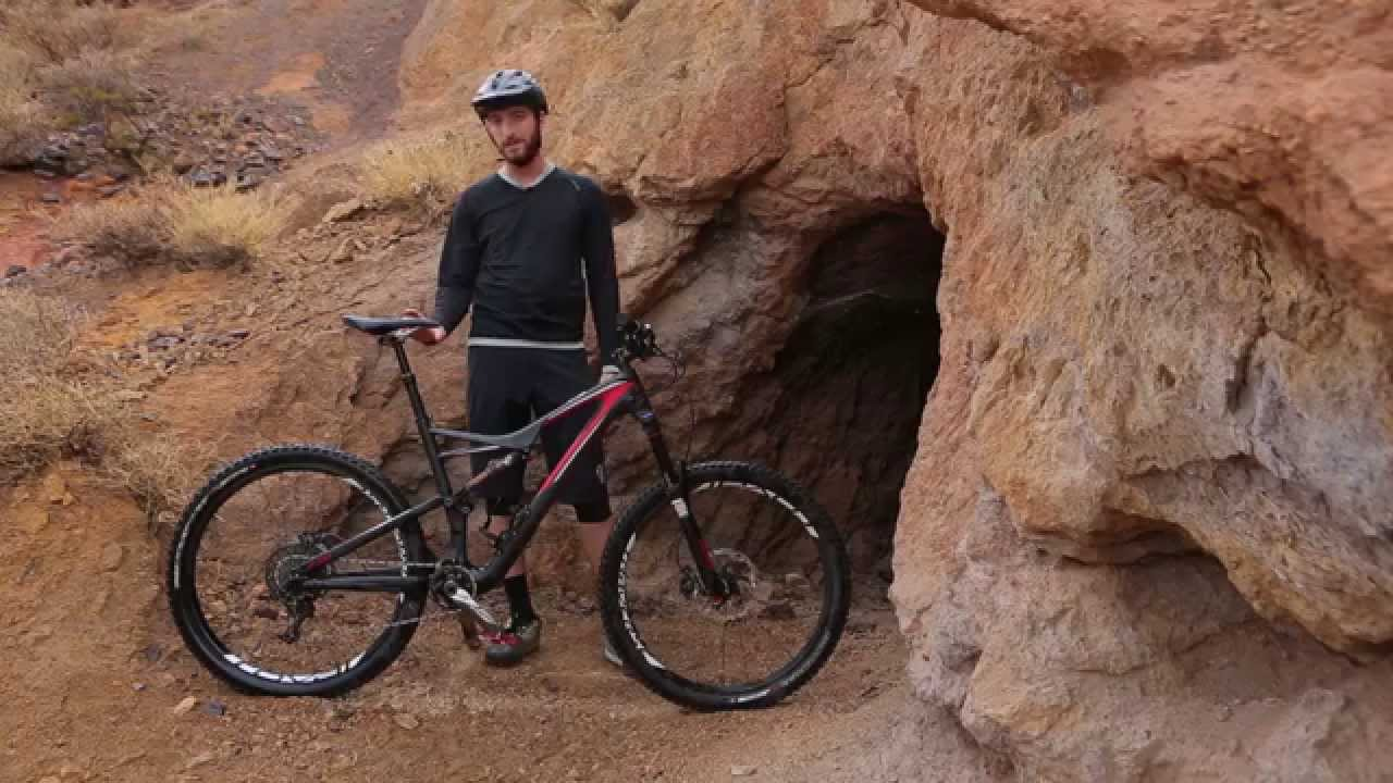 554a3a163dc First Ride: Specialized Stumpjumper FSR Expert 650b - YouTube
