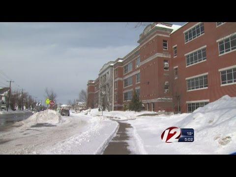 Cranston school officials discuss school closings