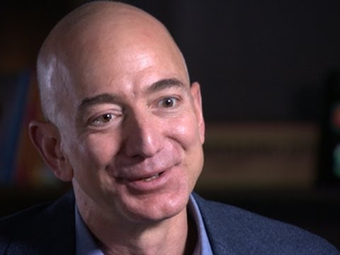 Bezos recalls Amazons riskiest move