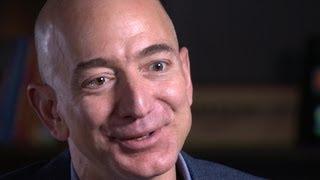 Bezos recalls Amazon's riskiest move