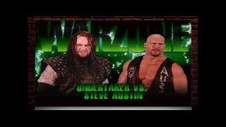 WWF War Zone PlayStation 1 Undertaker Challenge Mode