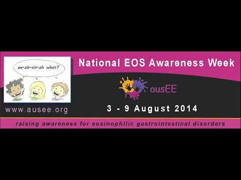 National EOS Week 2014 - Living with EGID