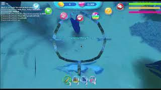 Simualtor Roblox-Fish (EL KRAKEN)