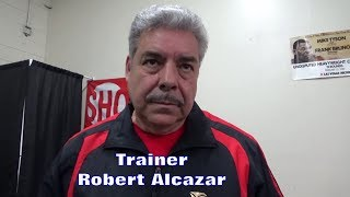 ROBERT ALCAZAR GIVES ASSESSMENT ON MUNGUIA'S PROGRESS, TALKS JANUARY 26TH & POTENTIAL CANELO FIGHT