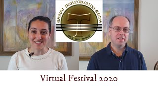 Welcome / Benvenuti - Assisi Performing Arts 2020 Virtual Festival