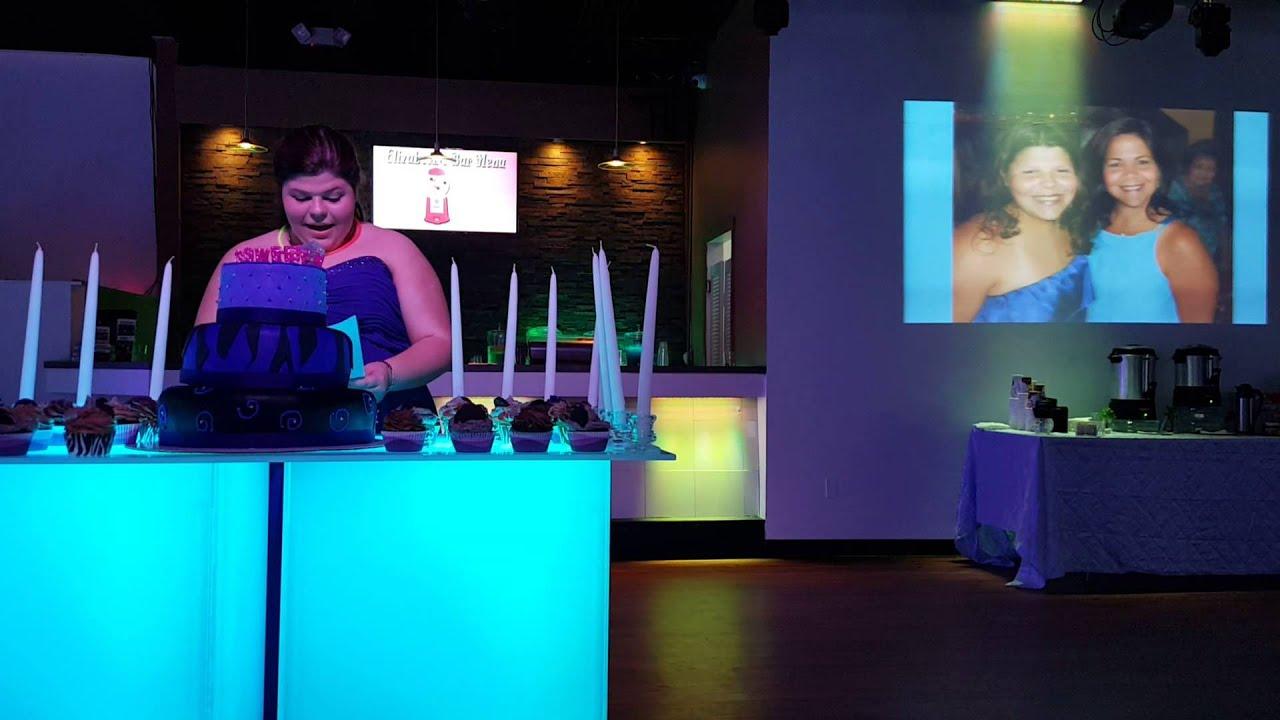 Elizabeths candle lighting ceremony youtube elizabeths candle lighting ceremony aloadofball Gallery