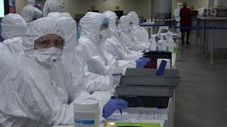 В России выявлены новые случаи заражения коронавирусом.