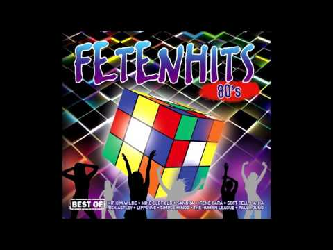 รวมเพลง VA – Fetenhits – Best Of 80's (2015) [320 Kbps] part3