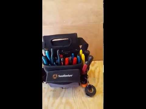 Southwire Electricians Tool Bag