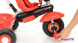 Детский трехколесный велосипед Smart Trike Sport Смарт Трайк(Рады приветствовать Вас в интернет-магазине «ВСЕ для ДЕТОК» http://vsedlydetok.ru/ .Приобретая у нас, Вы получаете..., 2014-04-12T04:46:40.000Z)