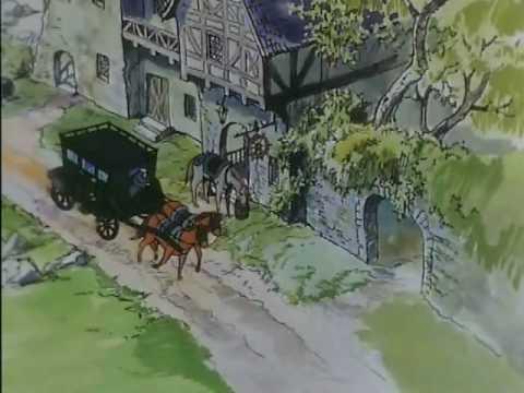 Die Schatzinsel Anime