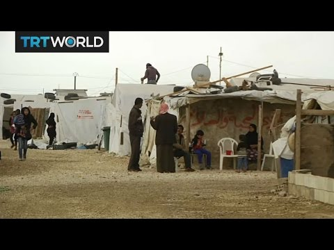 Thousands of Syrian refugees in Lebanon told to leave camps