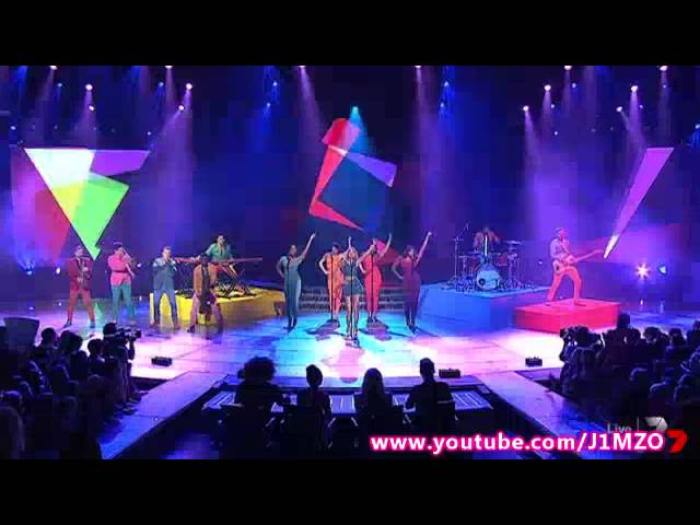 Taylor Swift - Shake It Off (Live) - Live Grand Final Decider - The X Factor Australia 2014