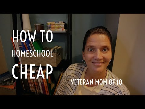 Inexpensive and FREE homeschooling resources what we are doing this year