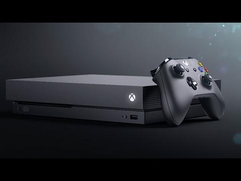 Microsoft Xbox One X E3 Sizzle Reel - E3 2017: Microsoft Conference