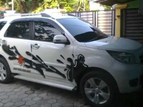 Modifikasi Mobil Terios