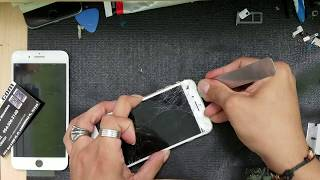 iPhone 7 Plus Screen LCD  Replacement Step By Step