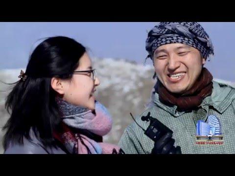Royal HD TV: Paragliding Mongolia (Minii Ulaanbaatar)