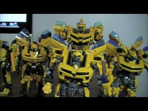 Free Car History Report >> Evolution of MOVIE BUMBLEBEE - YouTube